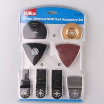 Hilka Multi Function Tool Set - 27 Piece